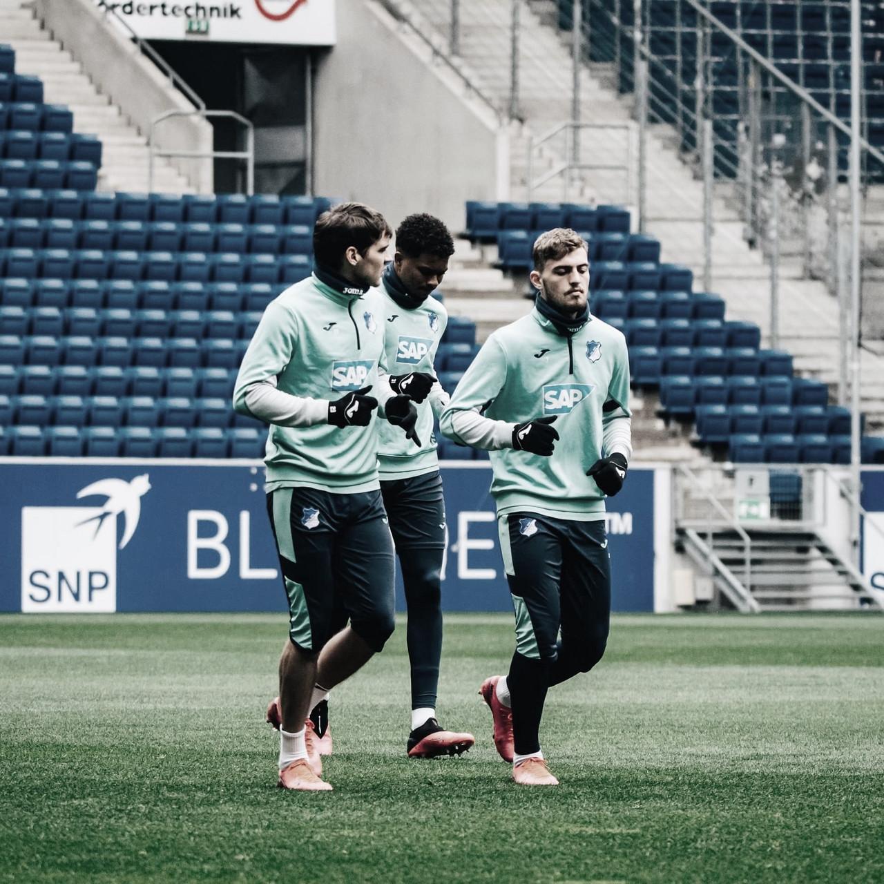 Lucas Ribeiro comemora retorno da Bundesliga e destaca evolução no Hoffenheim