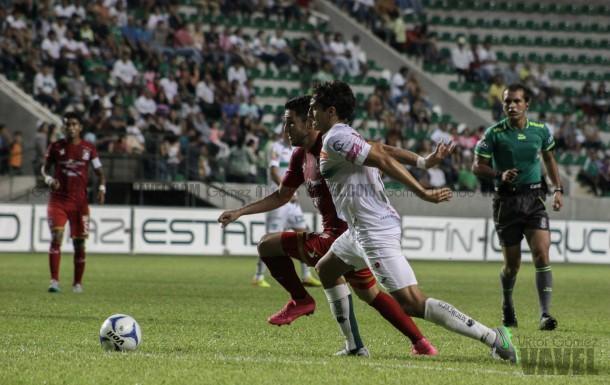 Fotos e imágenes del Zacatepec 2-5 Coras de la jornada 14 del Ascenso MX 2015