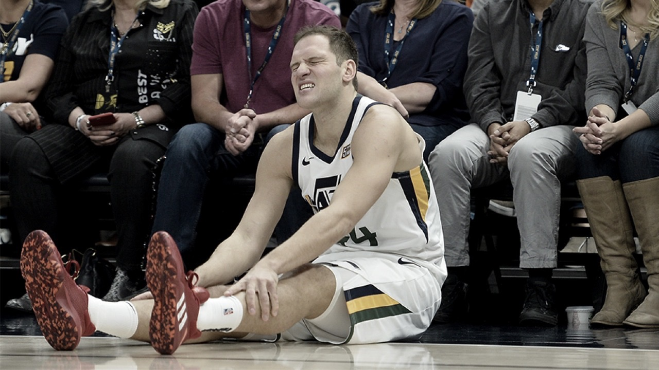 Bojan Bogdanovic to have season-ending surgery