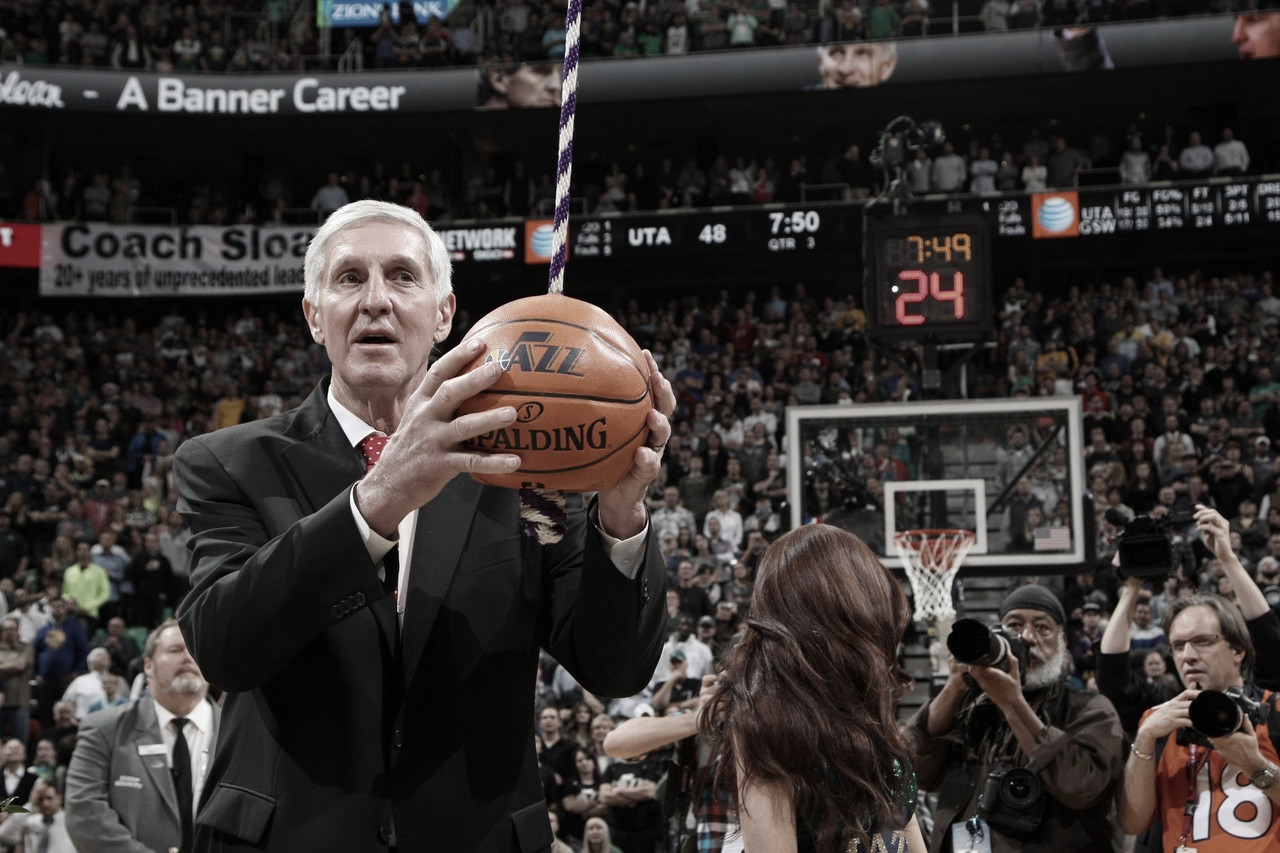 Former Jazz Coach, Jerry Sloan, dies at 78