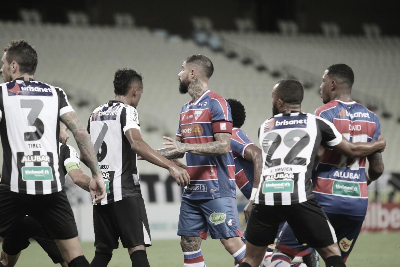 Semifinal histórica! Clássico-Rei entre Fortaleza e Ceará decide primeiro finalista do Nordestão