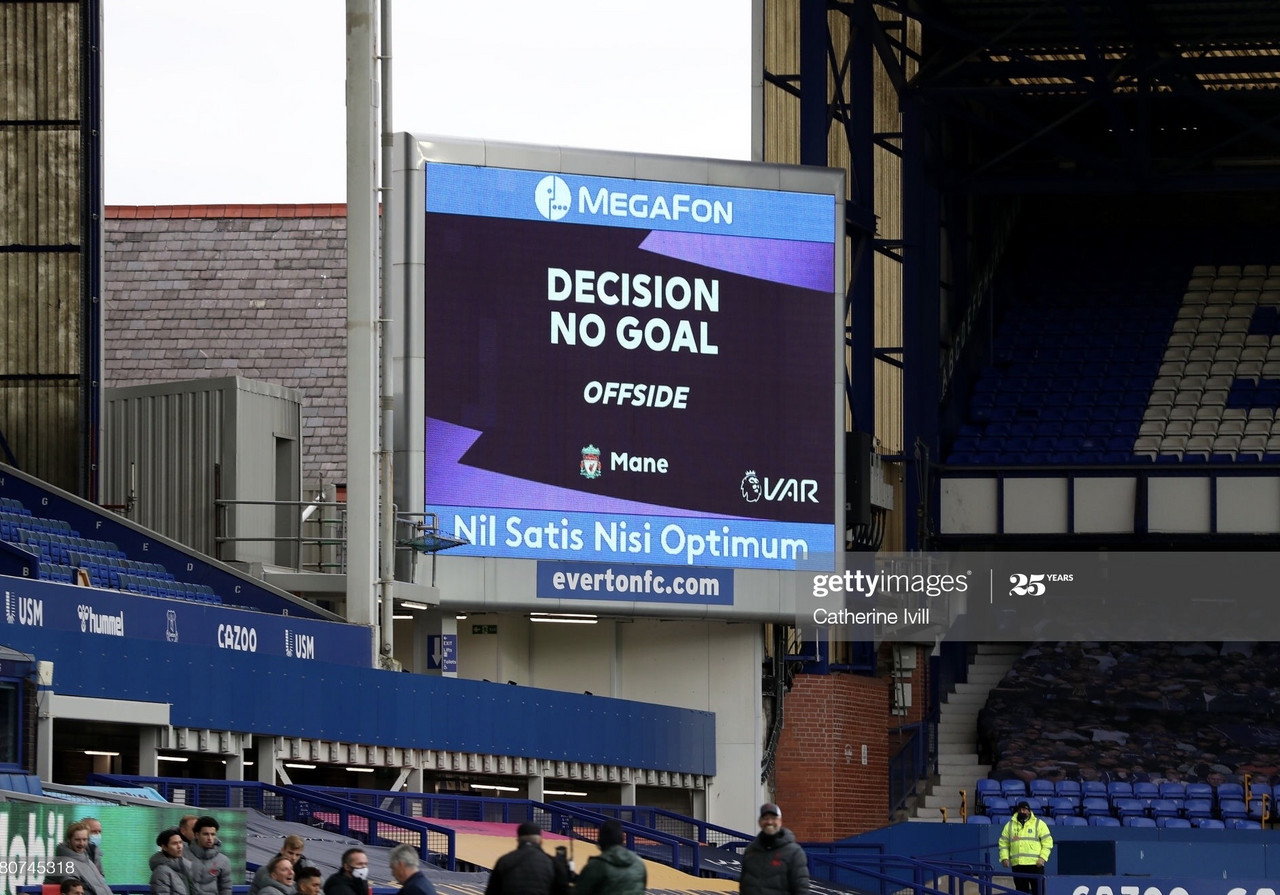 VAR and the Premier League - a manipulative relationship