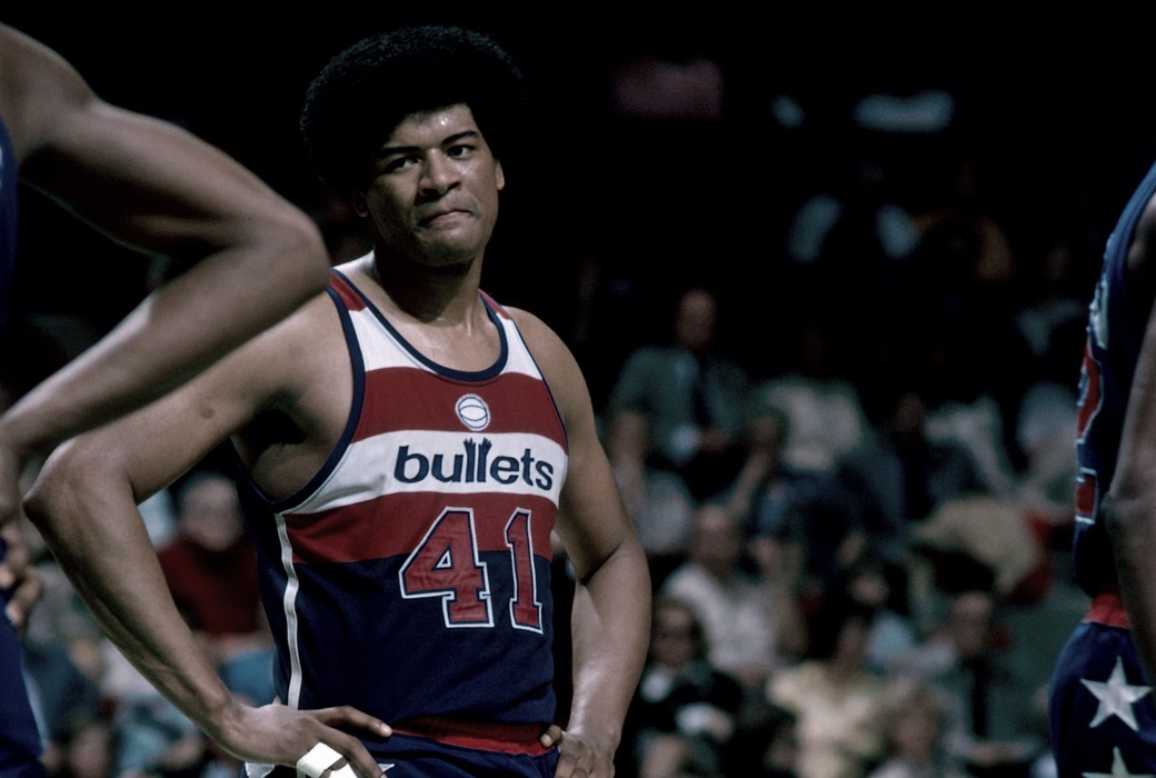 Bullets legend, Wes Unseld, dies at 74