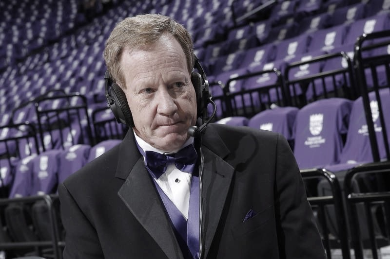 Kings announcer, Grant Napear, fired