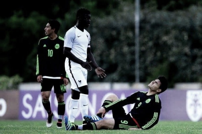 Mexico under-20 1-3 France under-20: Host nation enjoy comfortable win despite nightmare start
