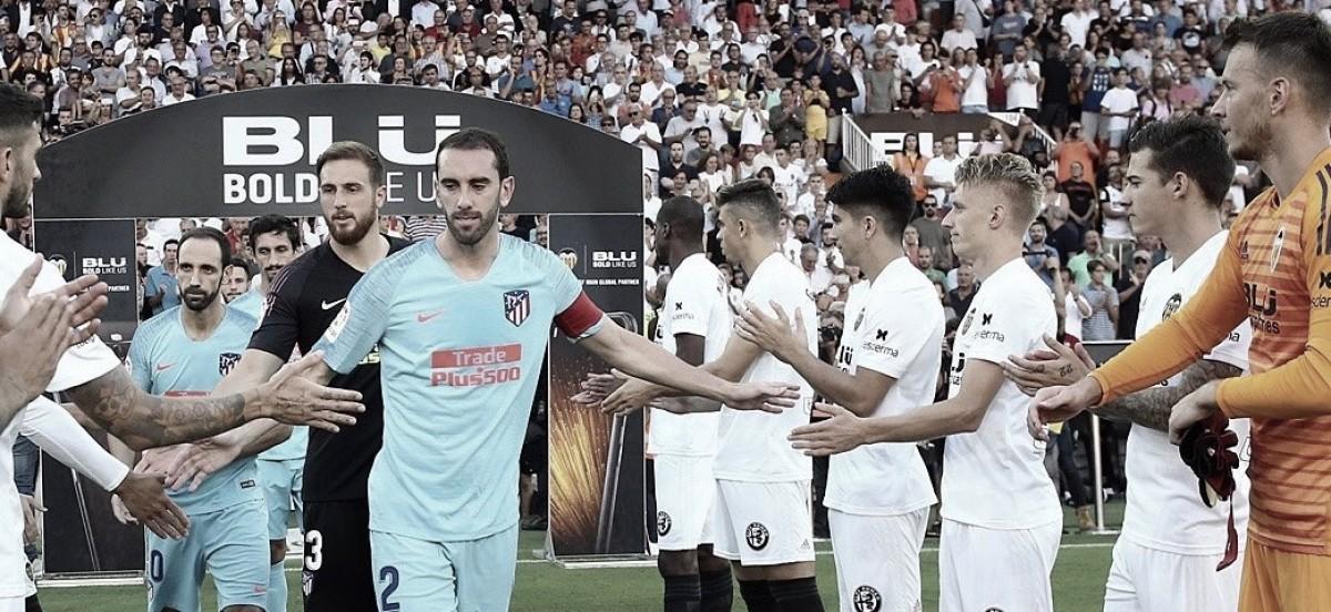 Intenso empate en el primer Monday Night Football de La Liga