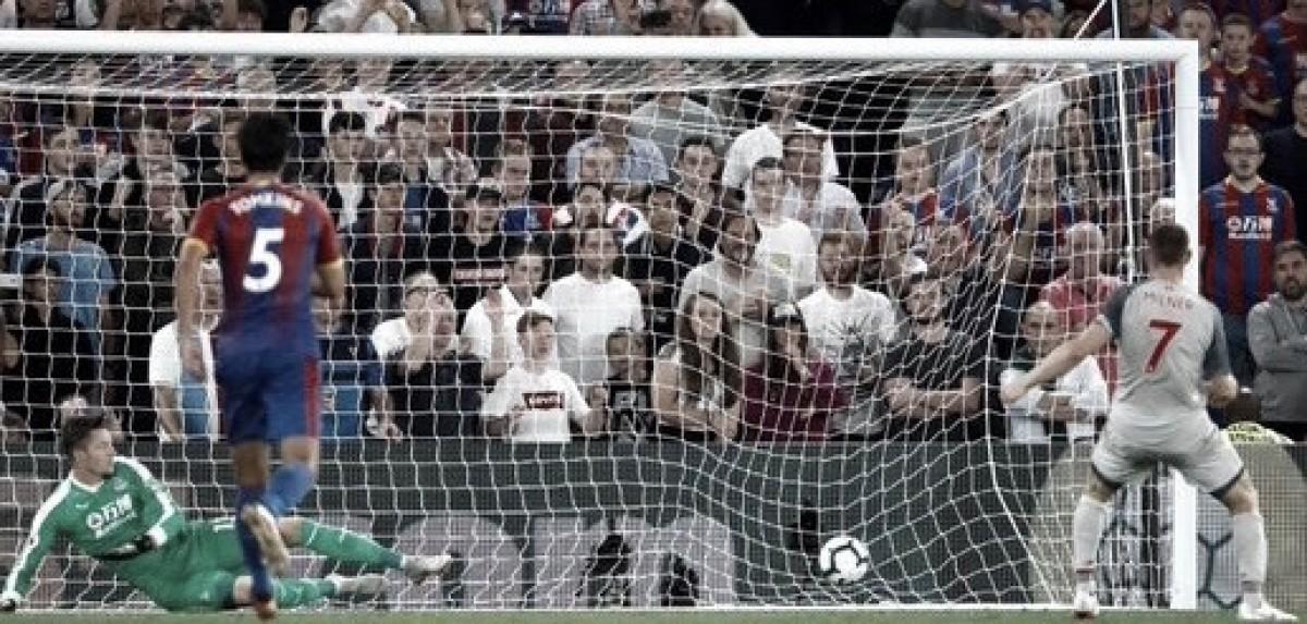 El Liverpool sigue con su paso perfecto