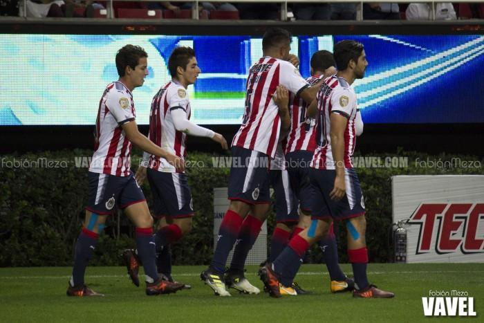 Fotogaleria: Chivas 1-0 Atlas Octavos de Final Copa MX
