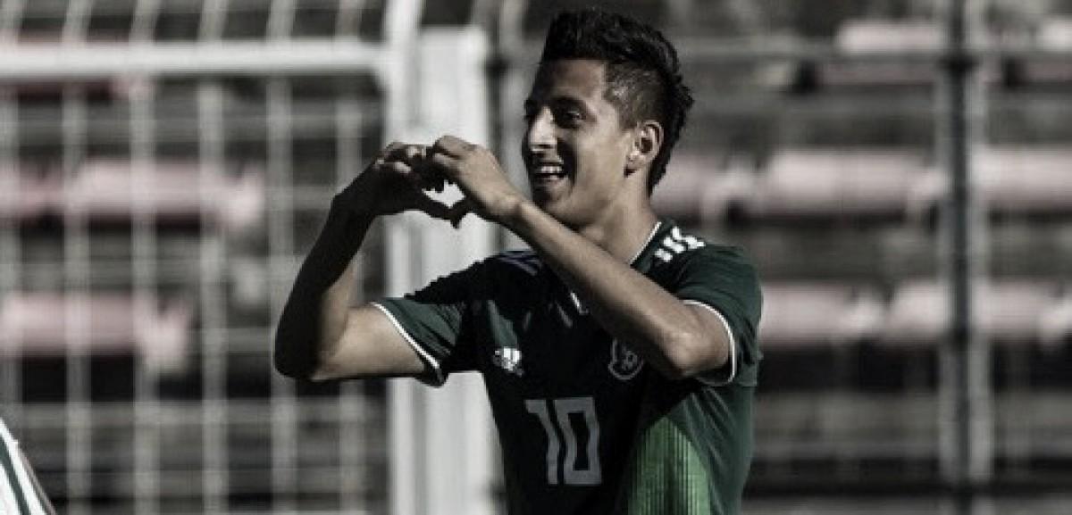 Roberto Alvarado: futuro prometedor para Cruz Azul y la Selección Mexicana