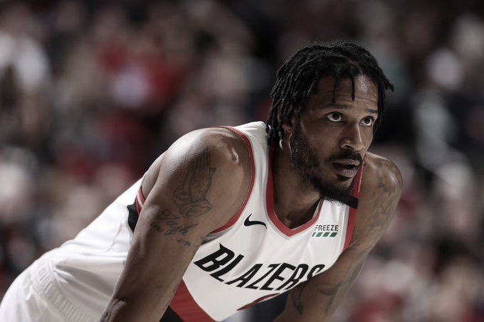 Trail Blazers' Ariza to sit out NBA's restart