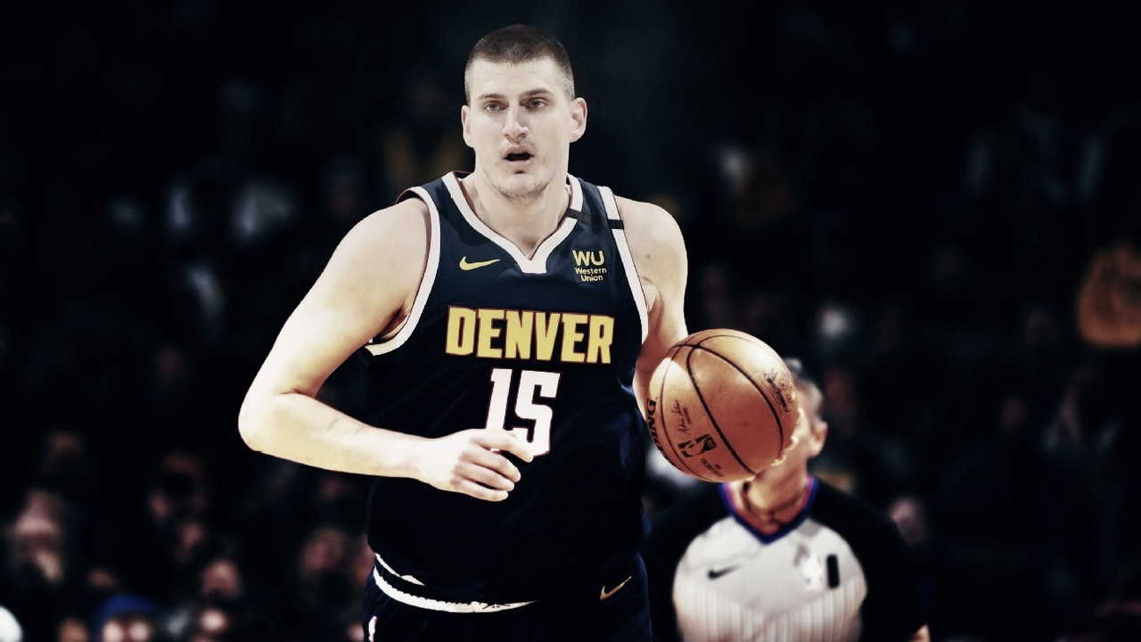 Jokic tests positive for COVID-19