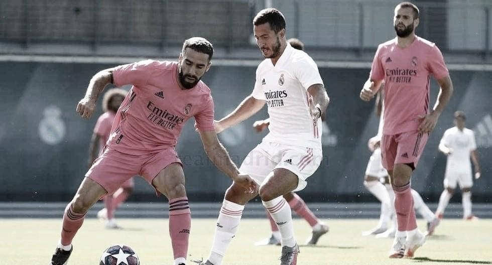 Fotografía: WEB REAL MADRID CF