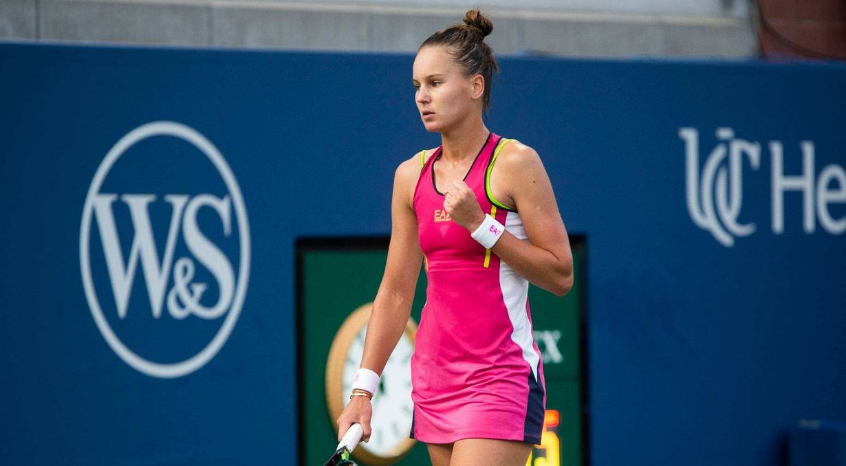 WTA Western and Southern Open Day 2 wrapup: Pliskova, Kenin stunned in wild day of action