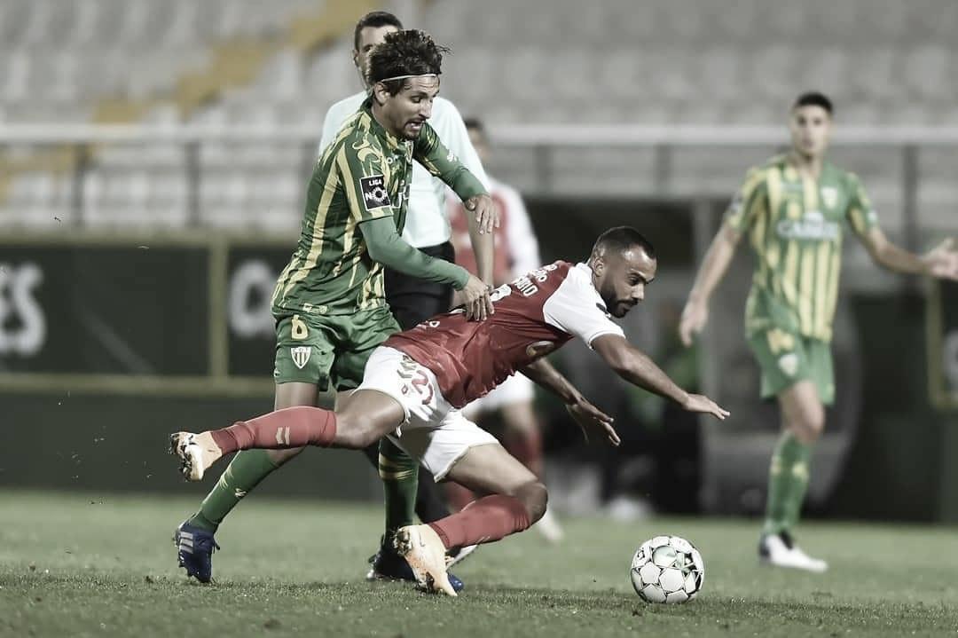 Pedro Augusto comemora sequência em Portugal e avalia desempenho do Tondela na temporada