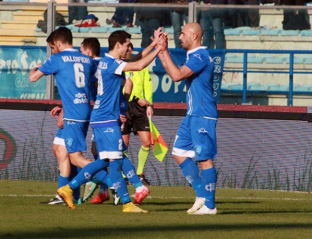 Tre punti d'oro per l'Empoli: battuto 2-0 il Cesena