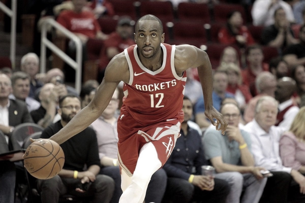 Mbah A Moute Joins Houston