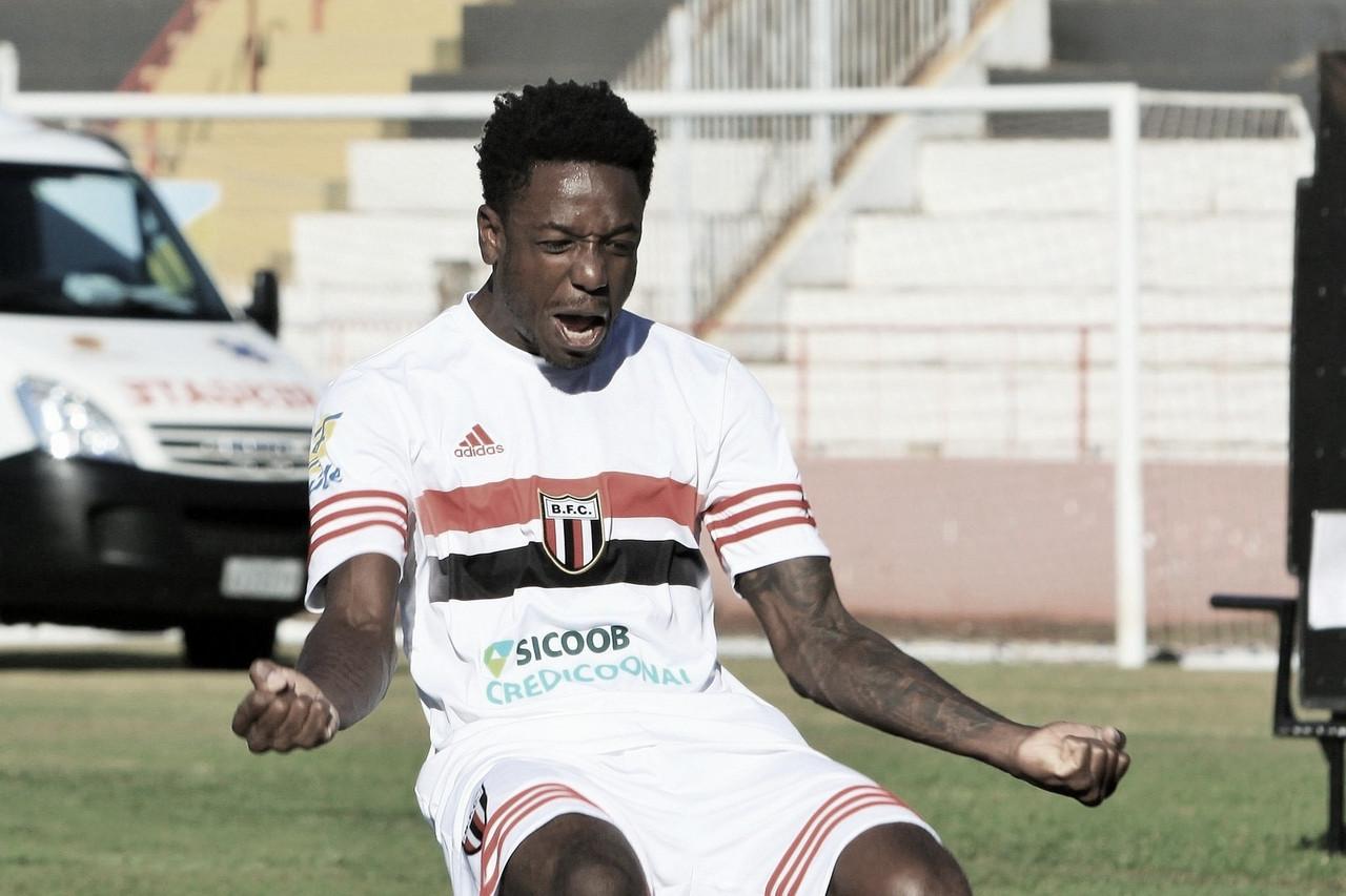 Francis mira boa disputa da Série B com Botafogo-SP na briga pelo acesso