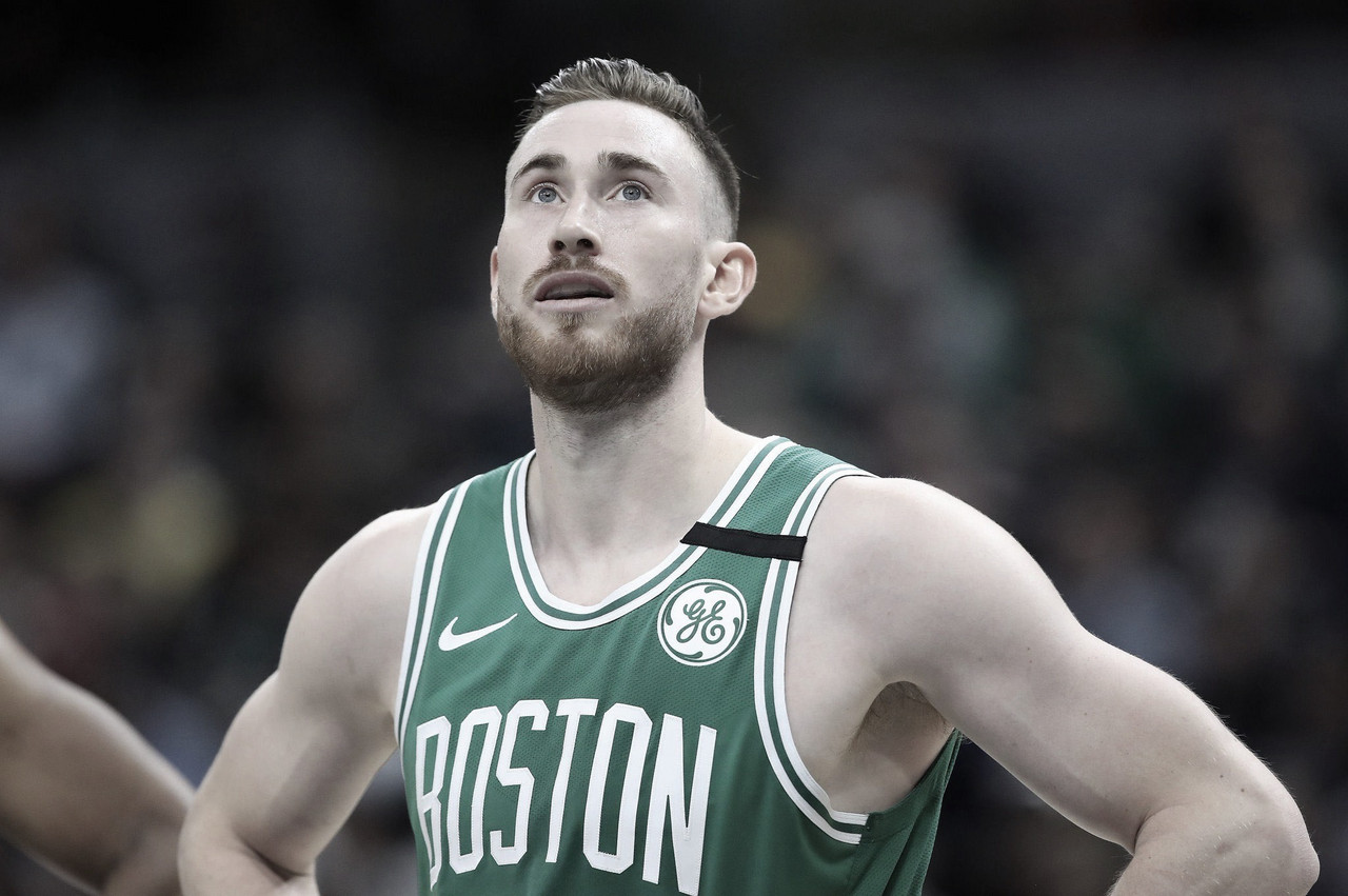 Gordon Hayward Will Leave The 'Bubble'