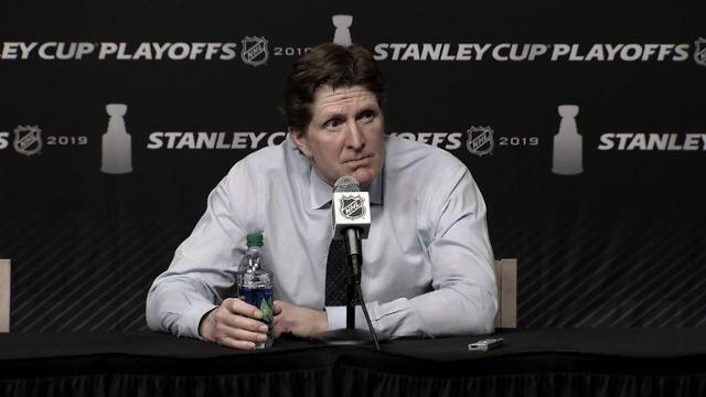 Babcock seguirá como entrenador de Toronto Maple Leafs la próxima temporada