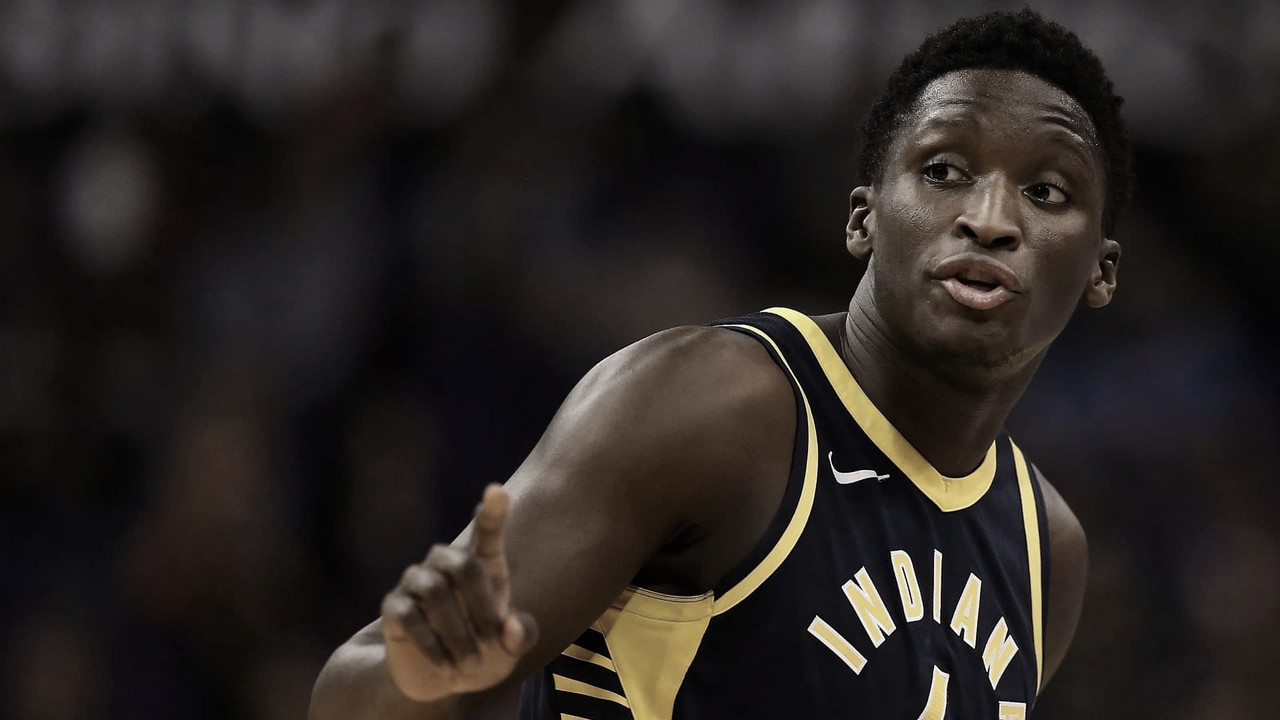 Victor Oladipo to sit out National Basketball Association restart