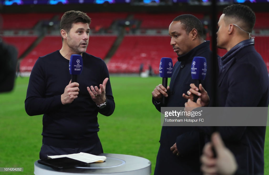 Pochettino says Spurs can beat Barcelona and make knockout round