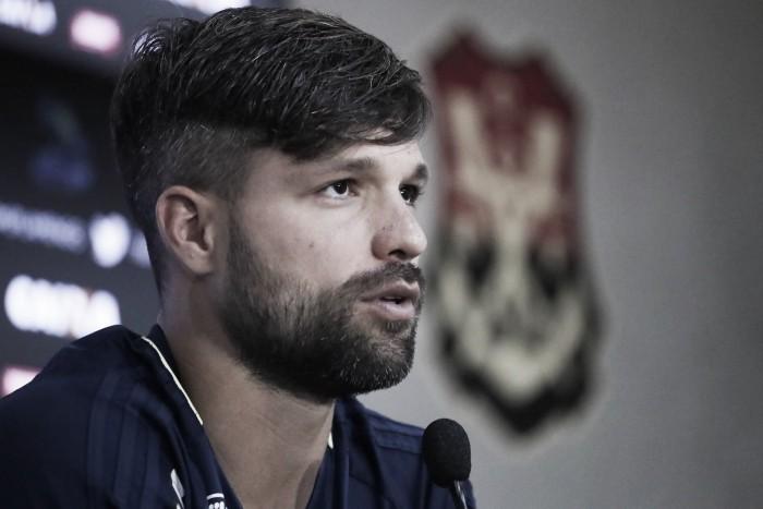 Diego comemora retorno à Seleção Brasileira e destaca sonho de disputar a Copa do Mundo
