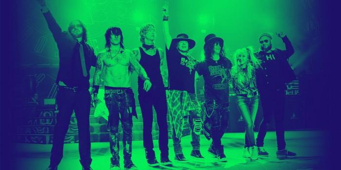 Rock in Rio AO VIVO: The Who e Guns N' Roses no Dia 23