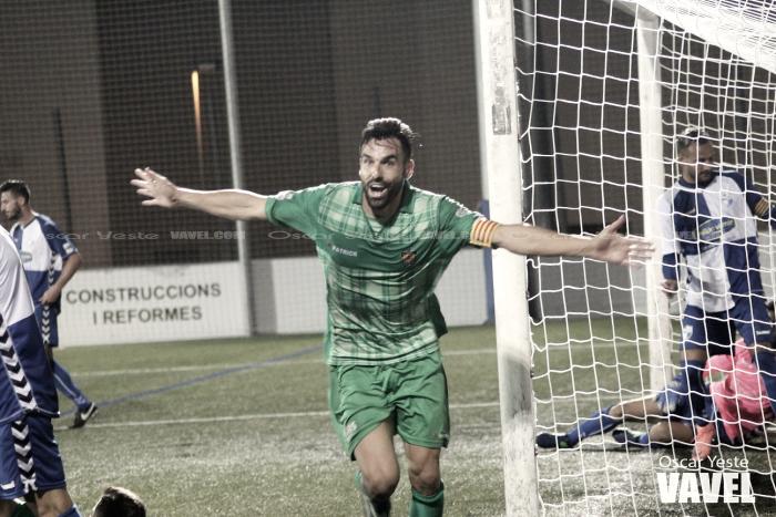 Enric Gallego: un hombre casado con el gol