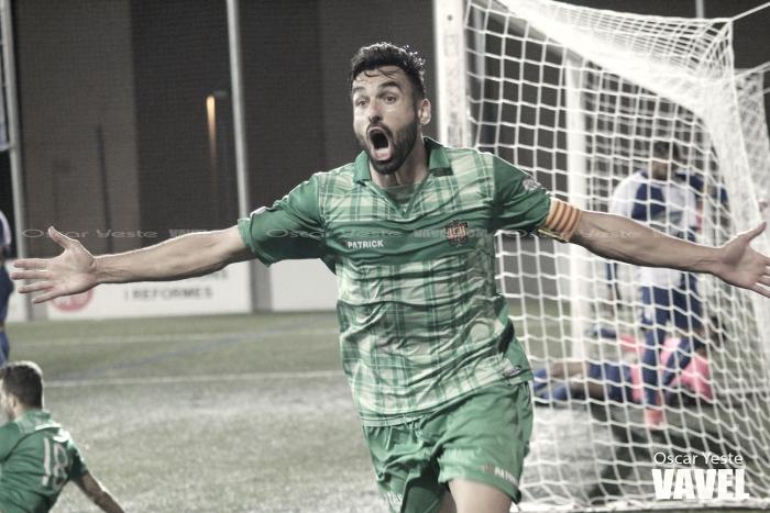 Enric Gallego, jugador del mes de noviembre para GM Football 2B