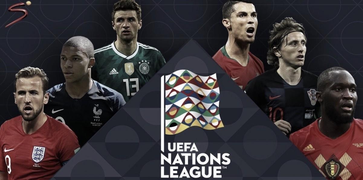 Regresa la competición de selecciones en la UEFA Nations League