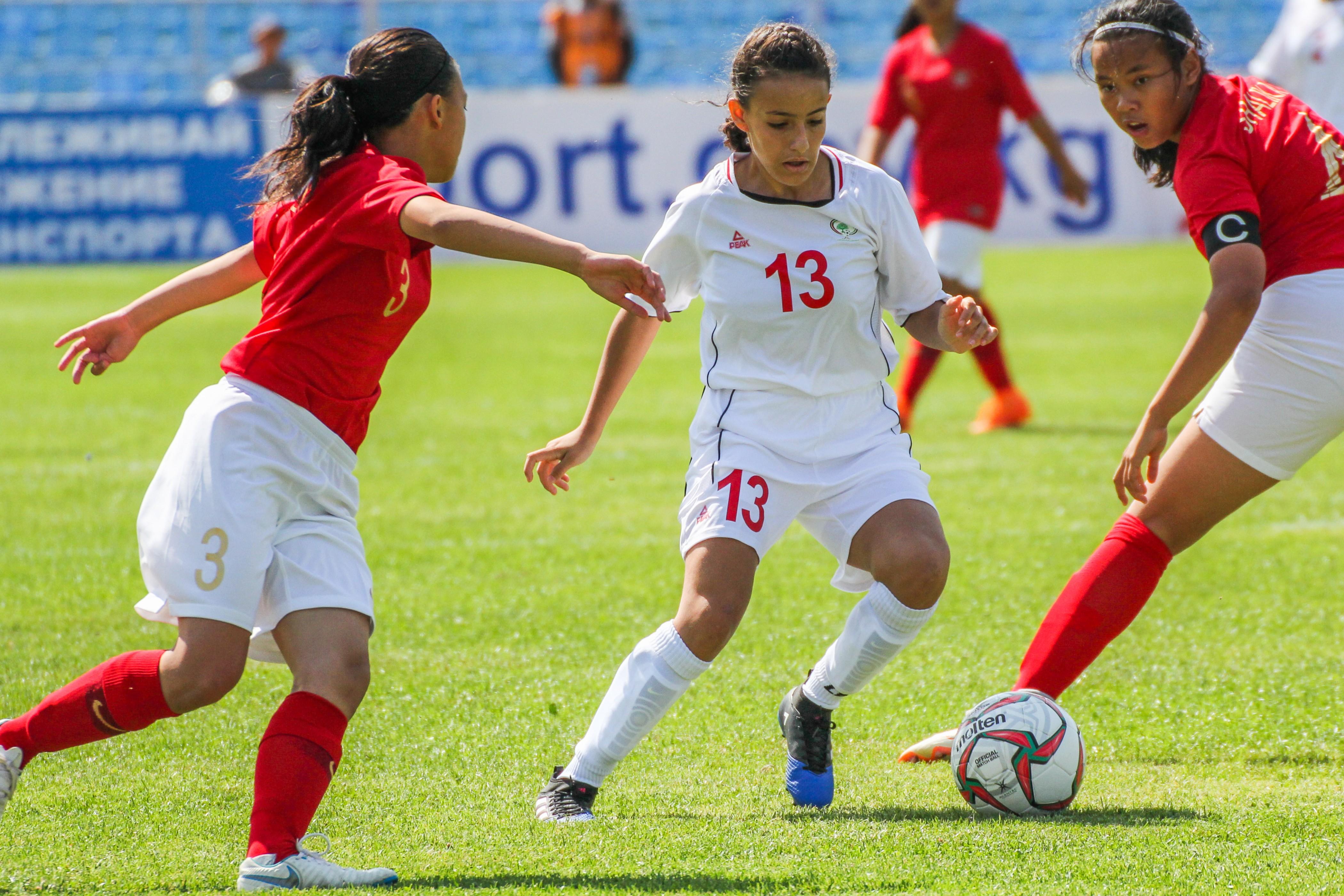 Indonesia Taklukkan Palestina 3-2