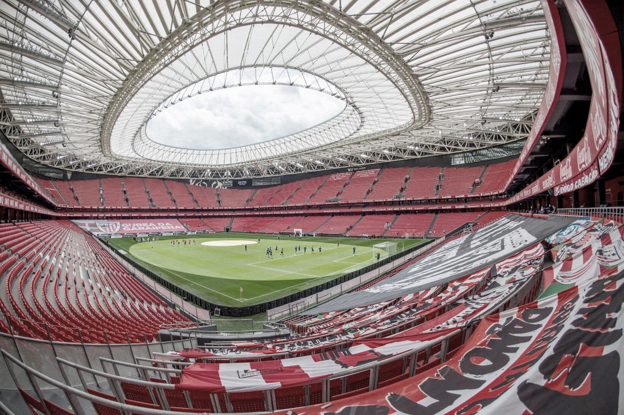 La Catedral, el estadio alternativo del Sevilla FC