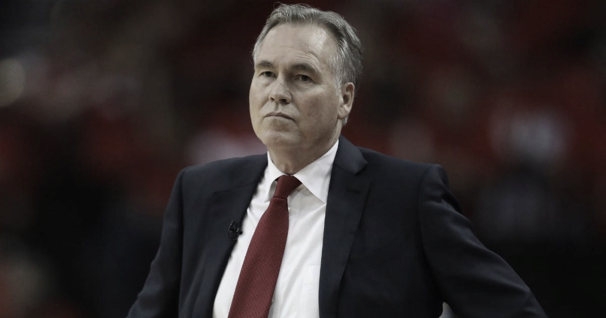 Mike D'Antoni Travels To Orlando