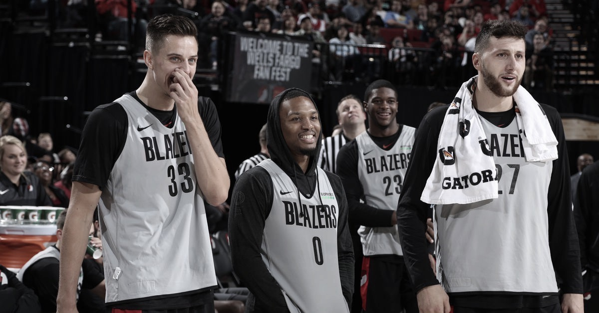 Nurkic & Collins Set To Return For Portland