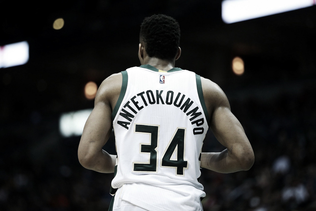 Giannis To Wear 'Equality' On Jersey