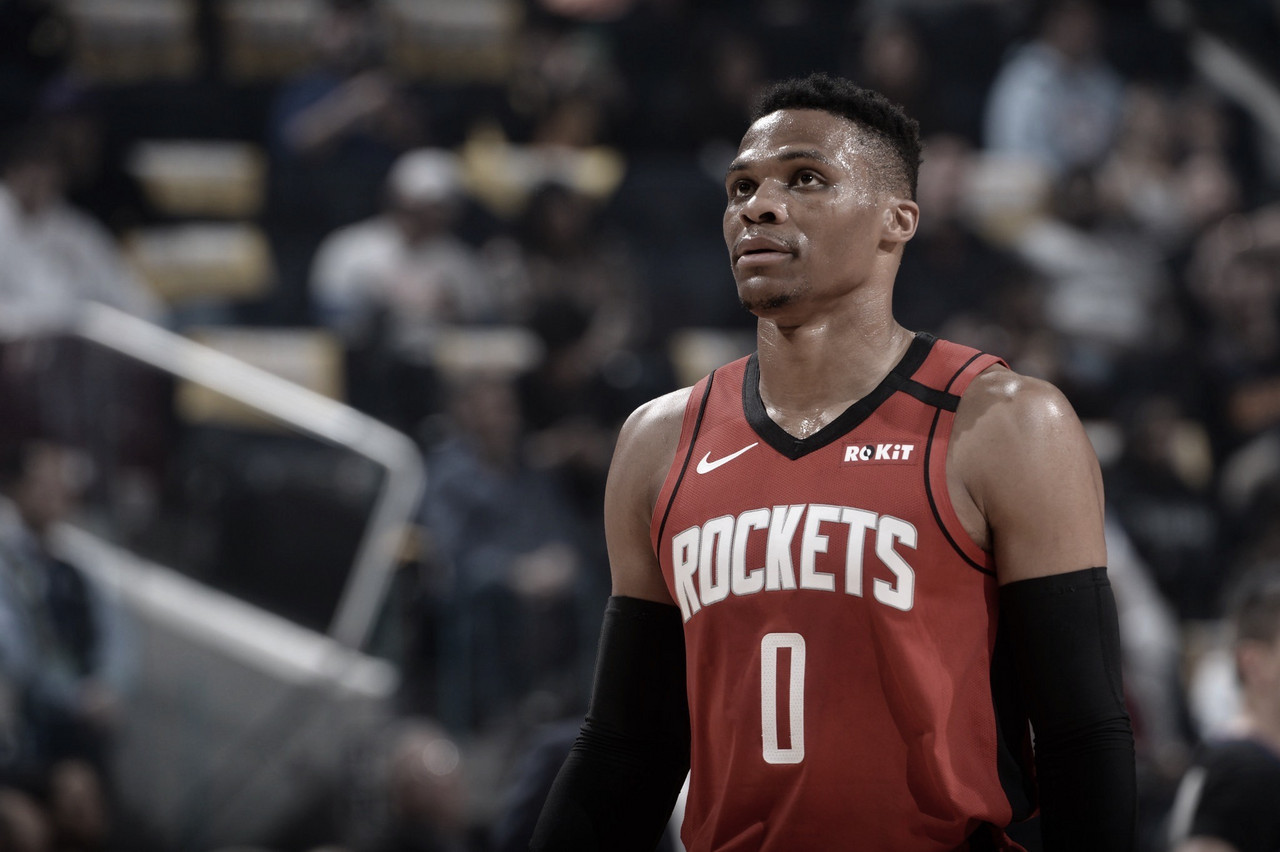 Westbrook Tests Positive For COVID-19