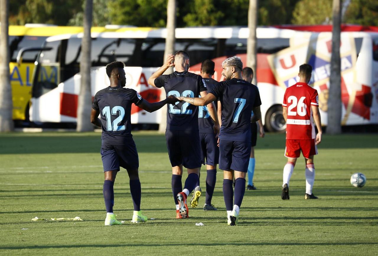 El Granada CF consigue la cuarta victoria de la pretemporada