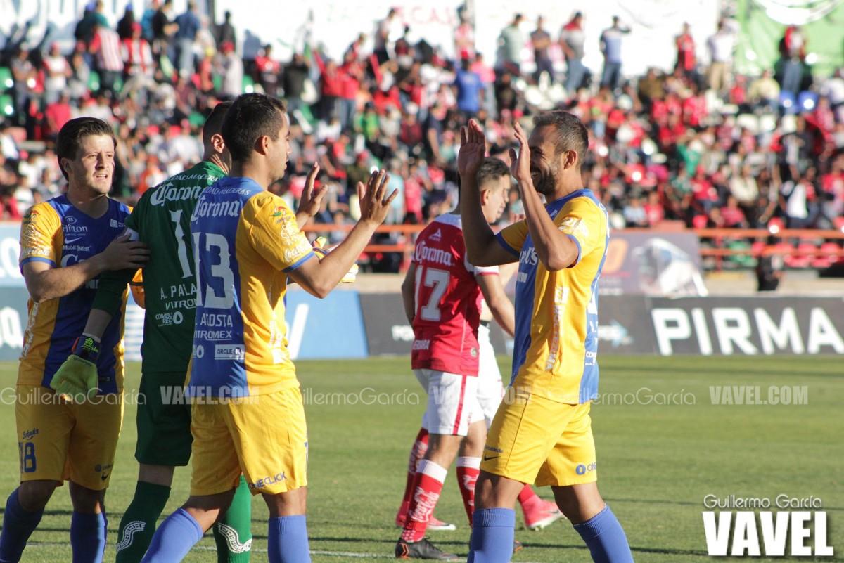Atlético deSan Luis vence al líder del Ascenso MX