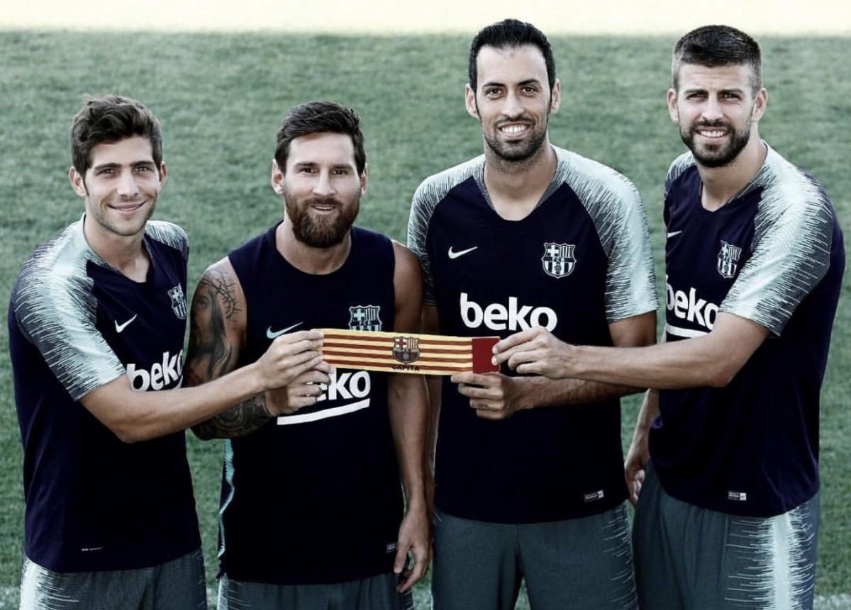 Barcelona e Girona são os primeiros times escalados para jogar fora da Espanha