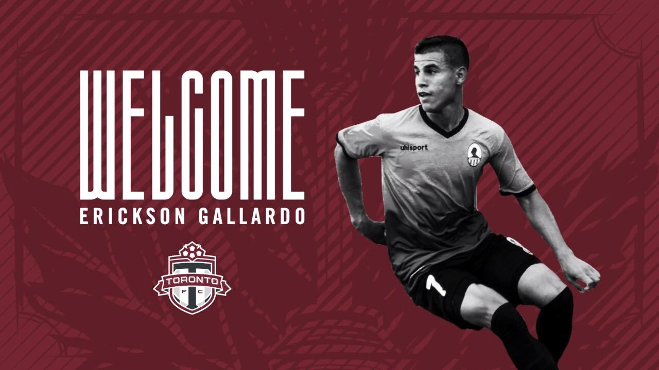 Nuevo atacante para Toronto FC
