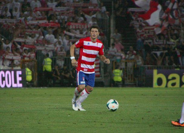 Grandísimo gesto de Piti hacia el Granada CF