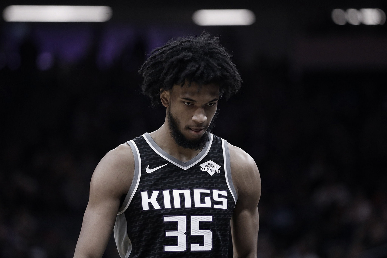 Bagley III Out For The Season