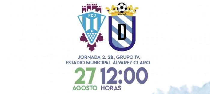 Previa UD Melilla - FC Jumilla: en busca de la primera victoria