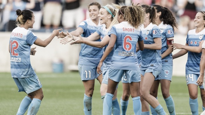 NWSL Week 19 Breakdown