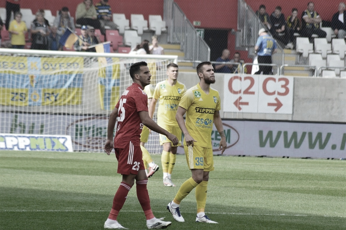 Matheus Leoni comemora bom início de temporada e liderança do Kisvárda no Campeonato Húngaro