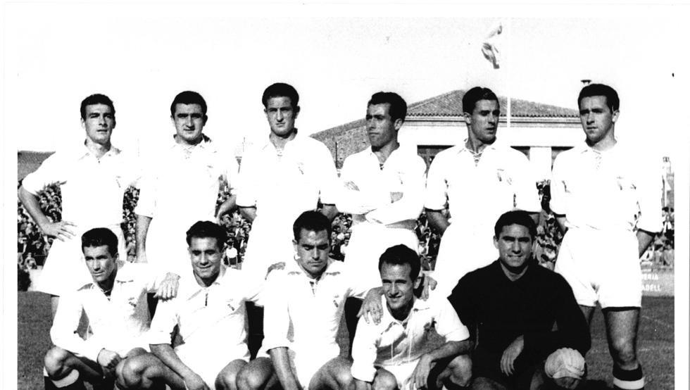 Se cumplen 72 años del día en que el Real Madrid se salvó del descenso a Segunda División