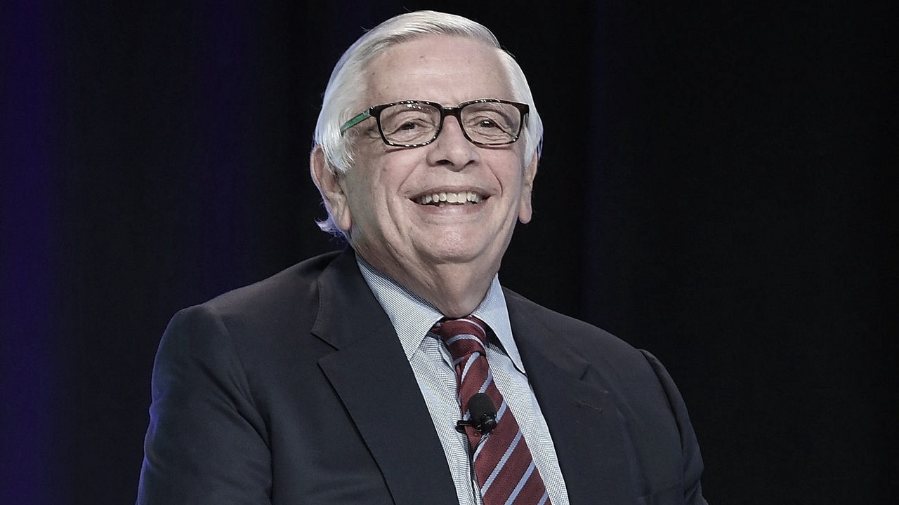 David Stern To Be Inducted Into Women's Basketball HOF