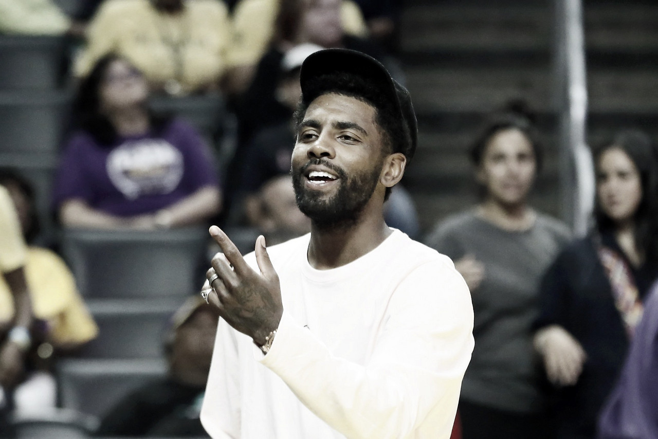 Kyrie Creates $1.5M Fund For WNBA Players