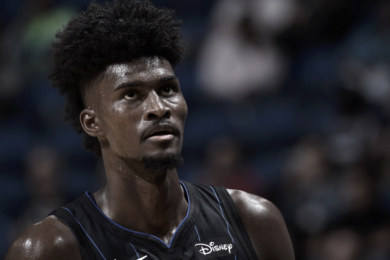 Seven Months Later, Jonathan Isaac Is Back