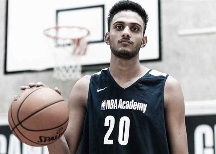 G-League Signs Indian Star